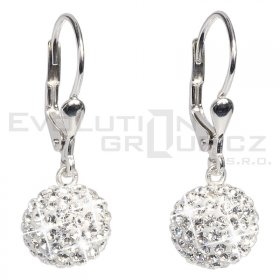 Ohrringe mit Swarovski Elements 31109.1 kristall